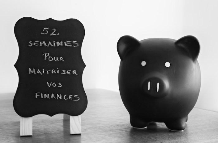 52 semaines pour maitriser vos finances