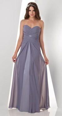 Size 12 Wisteria Bari Jay 876 Shirred Bridesmaid Dress ...