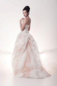 Marie Antoinette Muse for Sarah Houston Bridal wear Spring ...