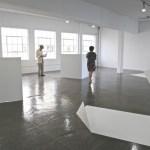 ArtPace_Leslie Hewitt installation at opening