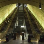 Escalator featured in 99% Invisible, Episode 43