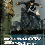 Shadow Healer #1 front cover