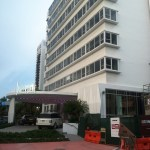 Shelborne hotel (along Collins Avenue)