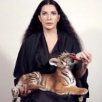 Marina Abramovic (Bullet Magazine)