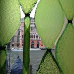 Living facade...algae. Laboratory element of Vita Vitale