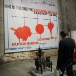 Gulf Labor Coalition, Protest, Arsenale