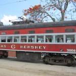 Trans Cuba Hershey car exterior