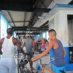 ferry landing, Havana
