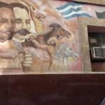 Mural, Cuban history