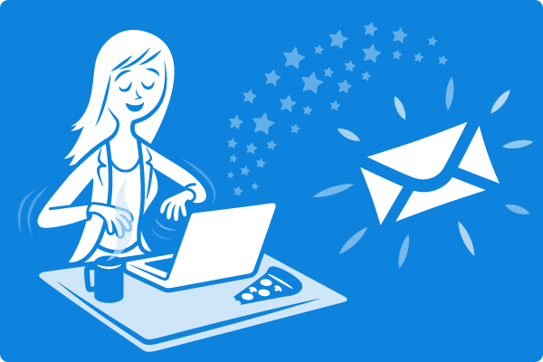 how to write professional emails