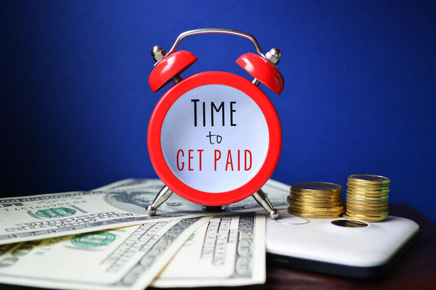 7 Foolproof Strategies For Getting Invoices Paid on Time - paid invoices