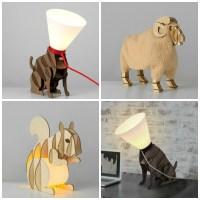 Animal magic: Iconic animal table lamps | Fresh Design Blog