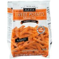 Alexia Sweet Potato Julienne Fries with Sea Salt