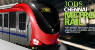 chennai metro rail recruitment 2016 for freshers