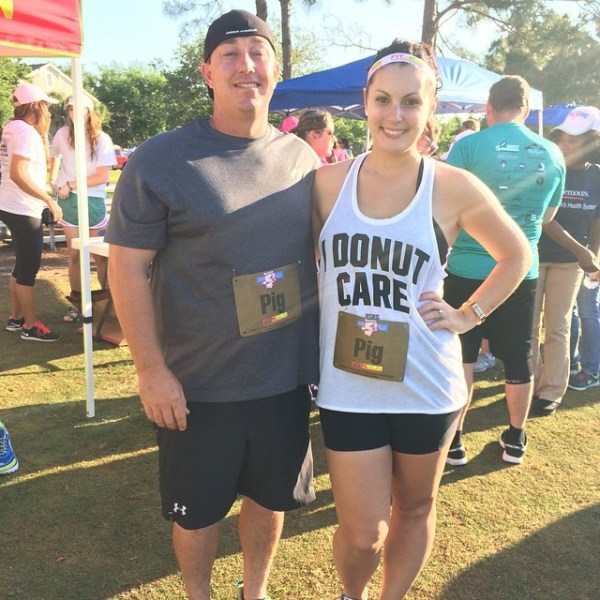 What to Expect at a Food Themed Race | Fresh Fit Florida