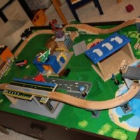 Toddler Train Set Redesign.