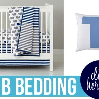 Cute Crib Bedding.