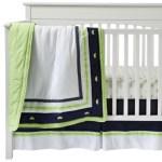 nautical navy crib bedding