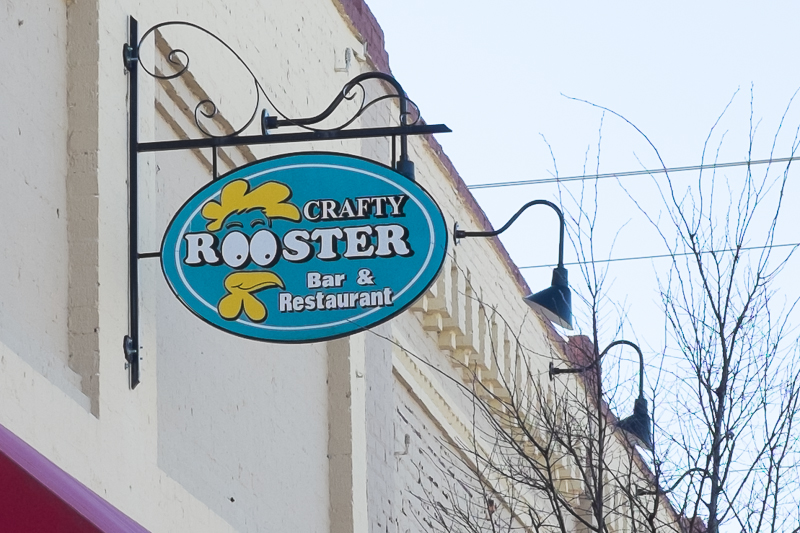 Crafty Rooster in Conway