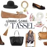 tassel