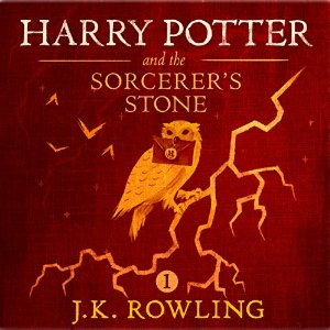 harry potter audible