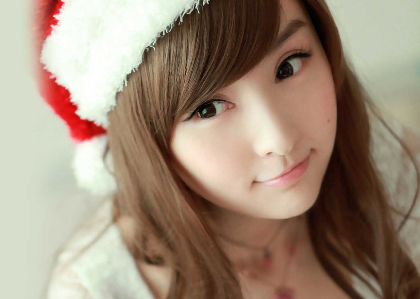 Iphone Hd Wallpaper Quotes Cutest Christmas Girls Profile Dp For Whatsapp