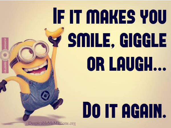 Cute Wallpapers For Facebook Profile Picture For Girls With Quotes 16 Adorable Minion Quotes For You Freshmorningquotes