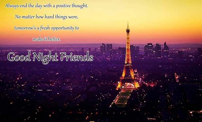 Beautiful Quotes For Friends With Wallpaper Good Night Sweet Dreams Wishes Images And Wallpapers