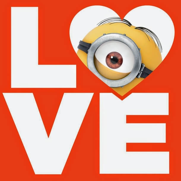 Beautiful Heart Touching Quotes Wallpapers 40 Valentine S Day Minion Quotes About Love