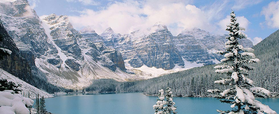 Ice Fall Wallpaper Winter Getaway To The Canadian Rockies