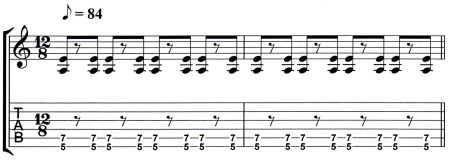 Eighth Note Metronome