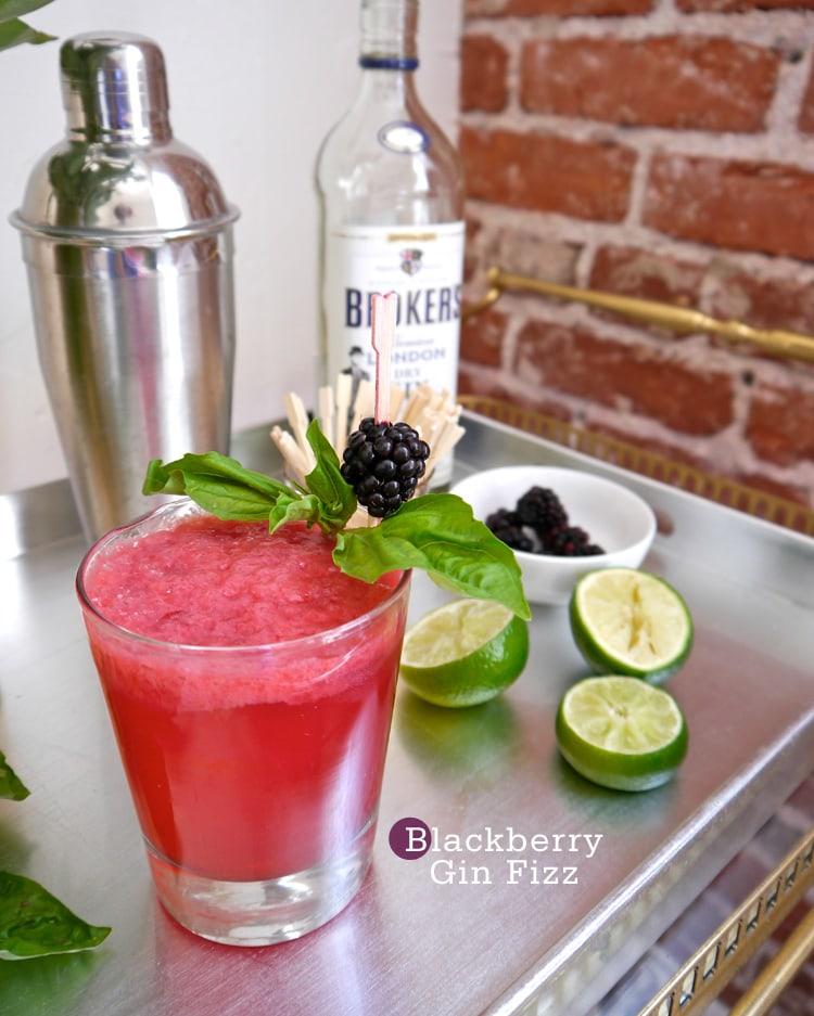 Blackberry-Gin-Fizz