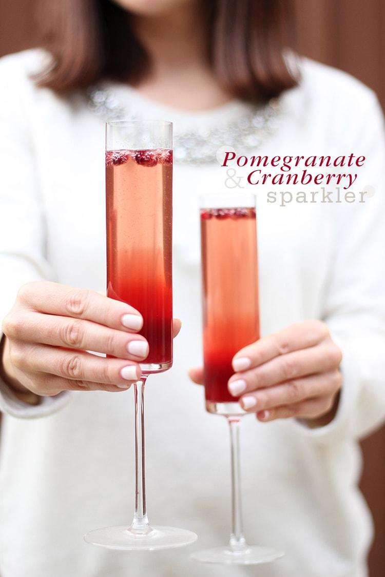 Pomegranate-Cranberry-Sparkler