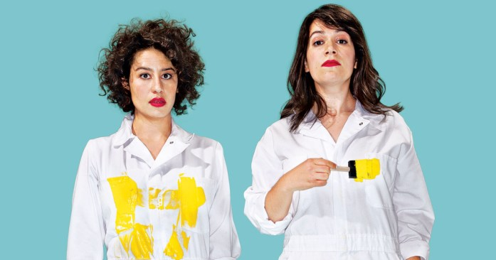 broad city ilana glazer abbi jacobsen