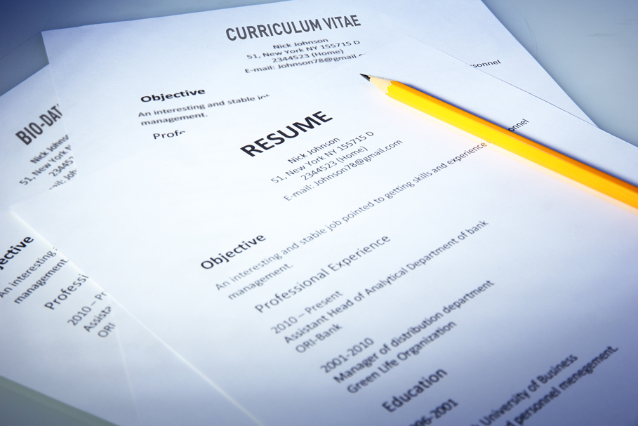 Know The Real Difference Between a CV, Resume and a Biodata