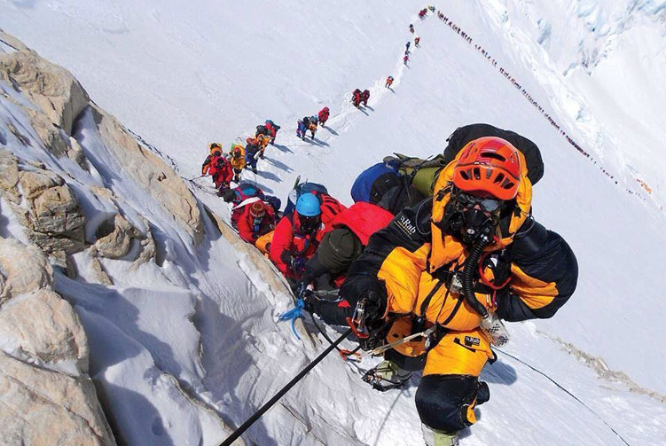 Ice Fall Wallpaper Everest Expedition Full Board Group Joining Base Camp