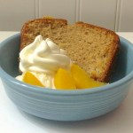 Peaches and Cream Amish Friendship Bread