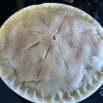 Amish Friendship Bread Pie Crust