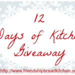 Ninth Day of Kitchen Giveaway: Avalon Ladies ARC and a $25 Amazon Gift Card!