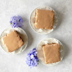 Earl Grey Amish Friendship Bread Tea Cakes