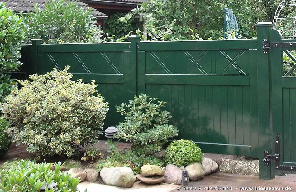 Exklusiver-Sichtschutzzaun-gruenjpg (950×618)    für den - sichtschutzzaun aus kunststoff gute alternative holzzaun