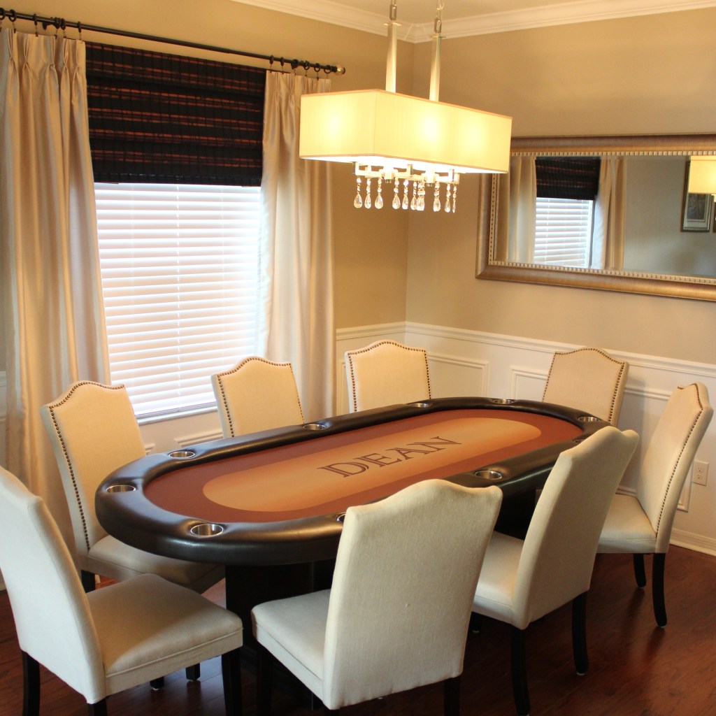 "A ""His & Hers"" Dream Dining Room Table"