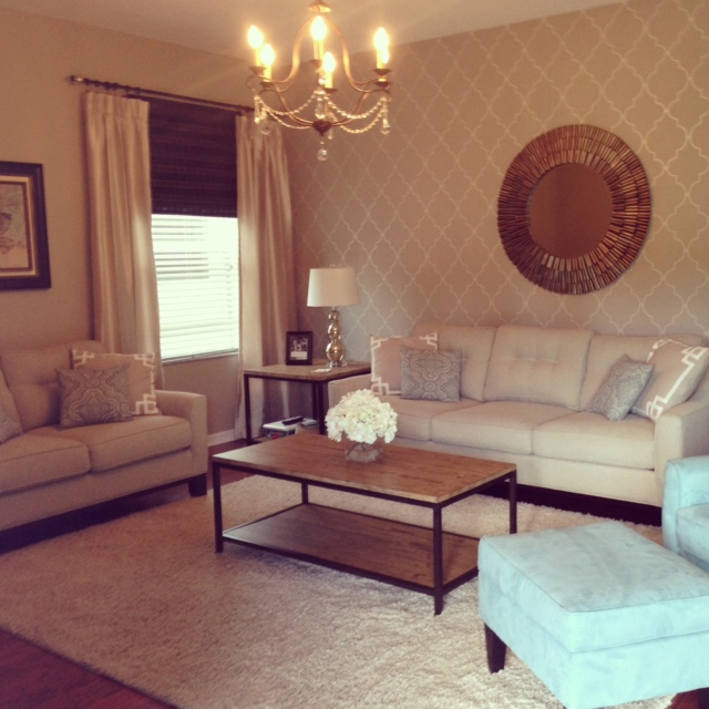 Family Room Makeover – Start to Finish