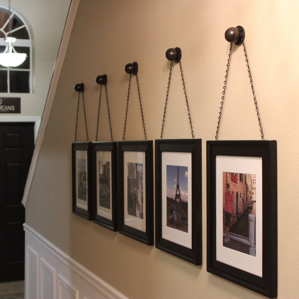 DIY Chained Frames