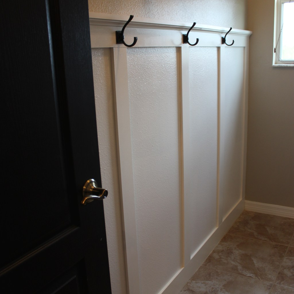Laundry Room Board & Batten