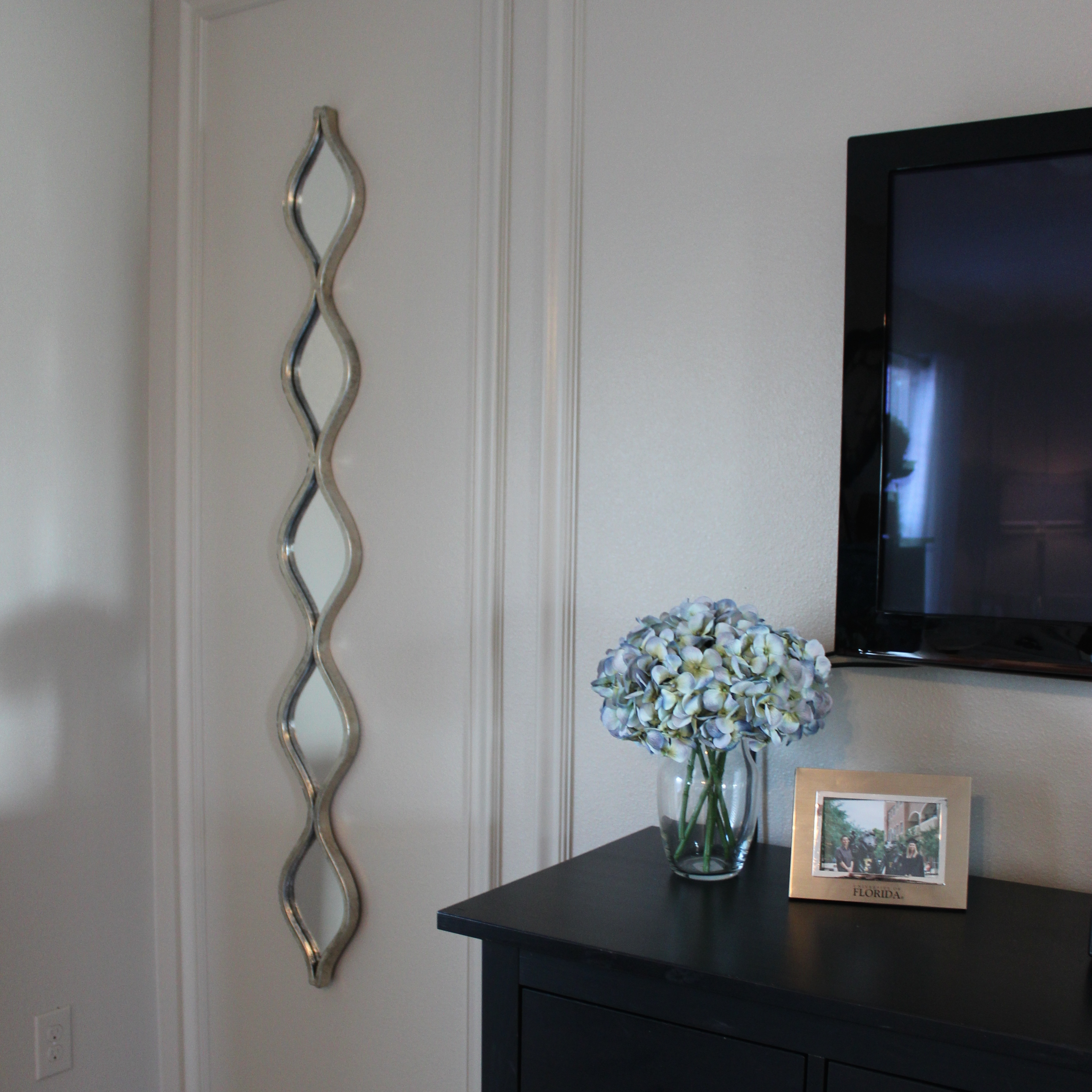 I wasn t particularly looking for them  but I stopped in Kirkland s one day  and seriously heard them calling my name. Master Bedroom Wall Makevover   Frills   Drills