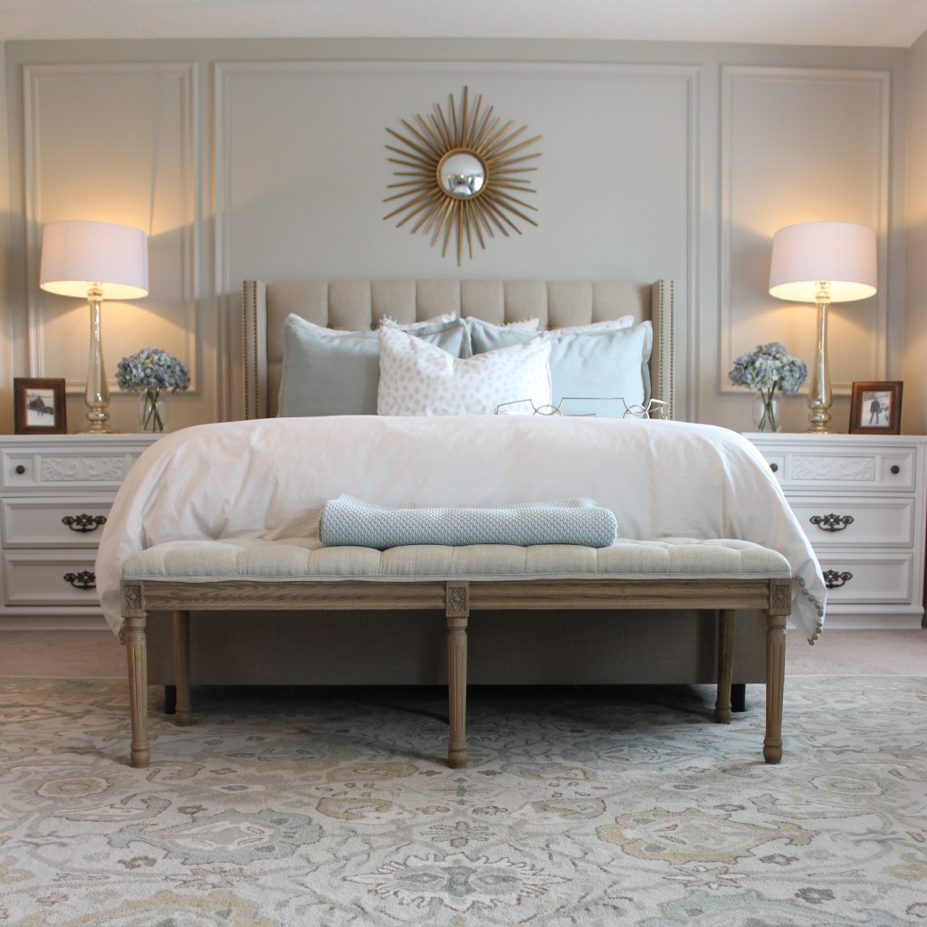 Master Bedroom Refresh [REVEAL]