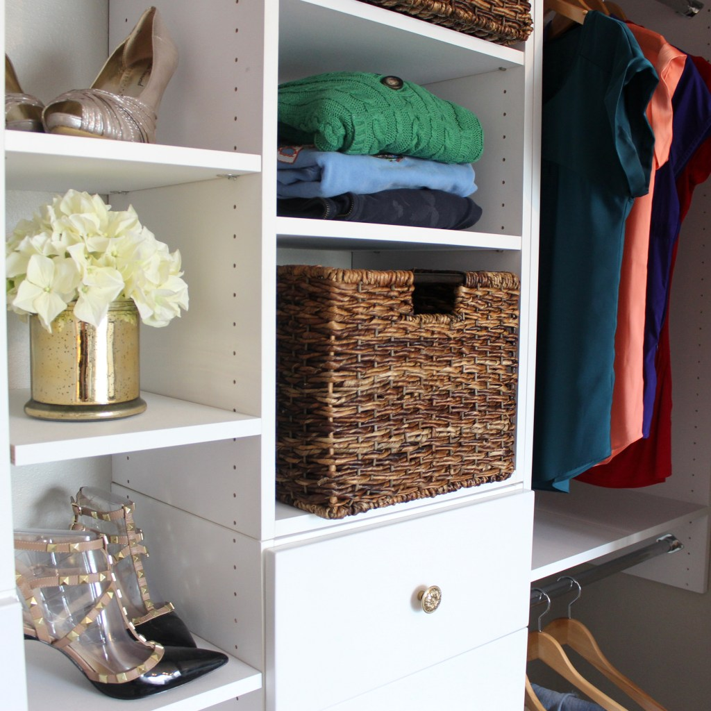 Another Closet Makeover!