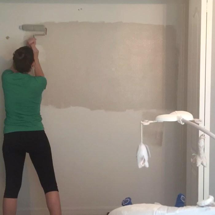 closet paint