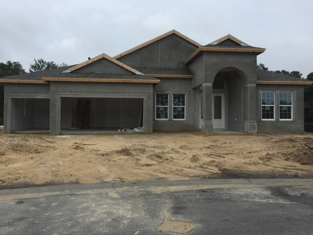 New House Progress!